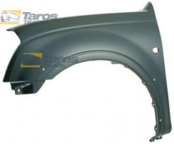 FRONT FENDER 4WD FOR ISUZU D-MAX 2002-2007 LEFT