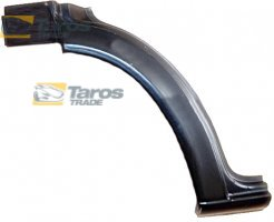 FRONT WHEEL ARCH REAR PART FOR VW LT 1998-2006 LEFT