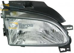 HEADLIGHT MANUAL/ELECTRICAL WITHOUT MOTOR FOR SEAT AROSA 1997-2000 RIGHT