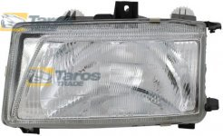 HEADLIGHT MANUAL/ELECTRICAL WITHOUT MOTOR FOR SEAT CORDOBA 1997-1998 LEFT
