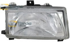 HEADLIGHT MANUAL/ELECTRICAL WITHOUT MOTOR FOR SEAT CORDOBA 1997-1998 RIGHT