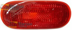 REAR BUMPER LIGHT RED FOR VOLKSWAGEN BEETLE 1998-2010 RIGHT