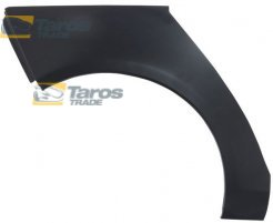 REAR WHEEL ARCH FOR 3 DOORS FOR VW GOLF V 2004-2008 RIGHT