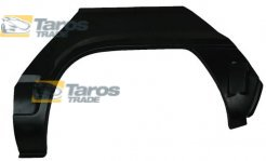 REAR WHEEL ARCH FOR 2 DOORS FOR VW AUDI 50 POLO 1982-1990 LEFT