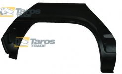 REAR WHEEL ARCH FOR 2 DOORS FOR VW AUDI 50 POLO 1982-1990 RIGHT