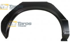 REAR WHEEL ARCH FOR 2 DOORS FOR VW CADDY 1982.12-1995.11 RIGHT