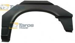 REAR WHEEL ARCH FOR LONG VERSION FOR VW CARAVELLE 1996.8-2003.3 LEFT