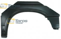 REAR WHEEL ARCH FOR SHORT VERSION FOR VW CARAVELLE 1996.8-2003.3 LEFT