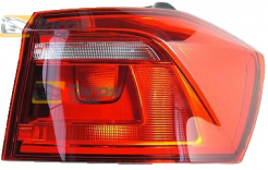TAIL LIGHT HIGHLINE OUTER VALEO FOR VW GOLF VII SPORTSVAN RIGHT