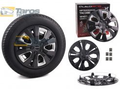 "WHEEL TRIMS 14"" SET OF 4 PCS"
