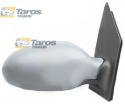 DOOR MIRROR ELECTRICAL PRIMED HEATED FOR SMART SMART FORTWO 1998.7-2006.12 RIGHT