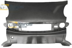 FRONT BUMPER AFTER 2002 FOR SMART SMART FORTWO 1998.7-2006.12