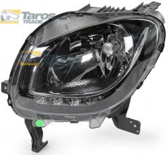 HEADLIGHT WITHOUT MOTOR WITH DAYTIME RUNNING LIGHT VALEO FOR SMART SMART FORFOUR 2015- LEFT