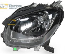 HEADLIGHT WITHOUT MOTOR WITH DAYTIME RUNNING LIGHT VALEO FOR SMART SMART FORTWO 2014- LEFT