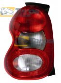 TAIL LIGHT WITH SMOKED INDICATOR CABRIO AFTER 2002 ULO FOR SMART SMART FORTWO 1998.7-2006.12 LEFT