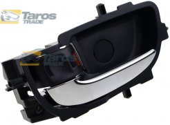 DOOR HANDLE FRONT OR REAR INNER CHROME/BLACK FOR LEXUS RX 1997-2003 LEFT