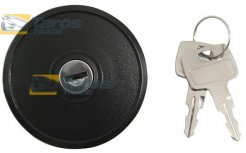 FUEL CAP PETROL WITH KEYS FOR PEUGEOT 307 2001.3-2005.9