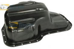 OIL PAN STEEL WITHOUT HOLE FOR SENSOR FOR TOYOTA CAMRY 1987-1991