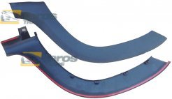 REAR FENDER FLARE SET OF TWO FOR DACIA DUSTER 2010-