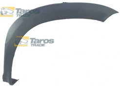 FRONT FENDER FLARE SET OF TWO FOR DACIA DUSTER 2010-
