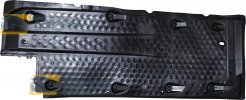 UNDERBODY SKIDPLATE FOR VW EOS 2011- RIGHT