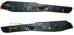 FRONT BUMPER BRACKETS SET OF TWO FOR DACIA SANDERO 2008.6-