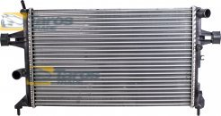 RADIATOR 1,4-1,6CC A/C(60X37) BEHR FOR OPEL ASTRA G 1998.1-2009.8