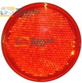 REAR BUMPER REFLECTOR AFTER 2006 FOR FORD FIESTA 2002.1-2008.9 RIGHT