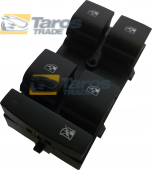 WINDOW REGULATOR SWITCH FRONT FOR ALL WINDOWS WITH 8 PIN CONNECTOR FOR DAEWOO - CHEVROLET CRUZE 2009.9- LEFT