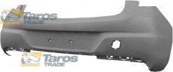 REAR BUMPER PRIMED FOR OPEL ASTRA K 5 DOORS / SW 2016-