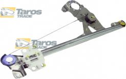 REAR WINDOW REGULATOR ELECTRICAL WITHOUT MOTOR FOR ISUZU D-MAX 2002-2007 LEFT