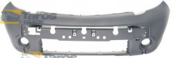 FRONT BUMPER PRIMED WITH FOG LAMP HOLES AFTER 2010 FOR RENAULT KANGOO 2008.1-