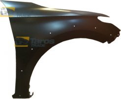 FRONT FENDER WITH FLARE HOLES FOR MITSUBISHI L200 2015- RIGHT