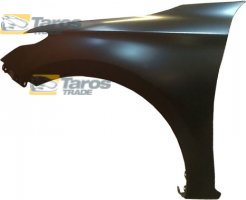 FRONT FENDER WITHOUT FLARE HOLES FOR MITSUBISHI L200 2015- LEFT
