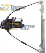 REAR WINDOW REGULATOR ELECTRICAL COMFORT MADE IN ASIA FOR FIAT 500 L 2012- LEFT