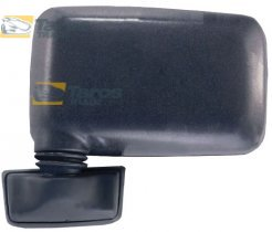 DOOR MIRROR BLACK MANUAL FOR ISUZU PICKUP 1983-1987 LEFT