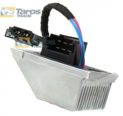 HEATER / BLOWER MOTOR FAN RESISTOR / CONTROL UNIT FOR AUTOMATIC AC CONTROLLING FOR AUDI A2 2000-2005