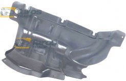 PLASTIC COVER UNDER ENGINE SIDE PART POLYETHYLENE TOP QUALITY MANUFACTURER: POLCAR FOR LANCIA DELTA 2008.7- LEFT