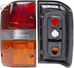 TAIL LIGHT JAPANESE VERSION WITHOUT BULB HOLDER MANUFACTURER: TYC FOR NISSAN PATROL 1981-1990 LEFT