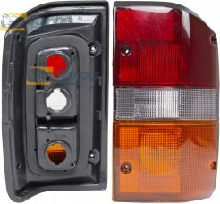 TAIL LIGHT JAPANESE VERSION WITHOUT BULB HOLDER MANUFACTURER: TYC FOR NISSAN PATROL 1981-1990 RIGHT