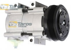 AC COMPRESSOR (NEW) VISTEON TYPE: FS10 BELT PULLEY DIAMETER (MM): 129 NUMBER OF RIBS: 6 FOR FORD MONDEO 2000-2007