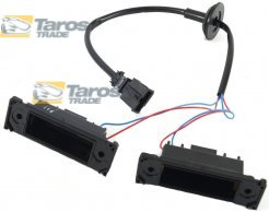 LICENCE PLATE LIGHT BULB HOLDER WITH WIRING HARNESS OE QUALITY FOR VOLKSWAGEN TRANSPORTER T5 2003.4-2009.10