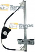 WINDOW REGULATOR FRONT ELECTRICAL WITHOUT MOTOR FOR 5 DOORS FOR SEAT MII 2012- LEFT