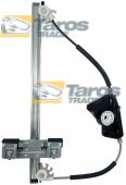 WINDOW REGULATOR FRONT ELECTRICAL WITHOUT MOTOR FOR 5 DOORS FOR SEAT MII 2012- RIGHT