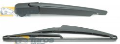 REAR WIPER ARM AND BLADE SET 290 MM 5 DOORS FOR CITROEN DS4 2011-
