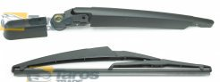 REAR WIPER ARM AND BLADE SET 305 MM FOR RENAULT TWINGO 2007-