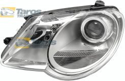 HEADLIGHT ELECTRICAL WITH MOTOR VALEO FOR VOLKSWAGEN EOS 2006- LEFT
