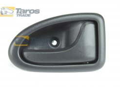 DOOR HANDLE FRONT OR REAR BLACK FOR ROD FOR RENAULT CLIO 1998.9-2001.6 RIGHT