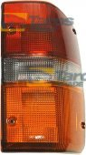 TAIL LIGHT JAPANESE VERSION WITH BULB HOLDER MANUFACTURER: DEPO FOR NISSAN PATROL 1981-1990 RIGHT