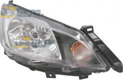 HEADLIGHT FOR H4 BULB ELECTRICAL WITH MOTOR MANUFACTURER: VALEO FOR NISSAN EVALIA 2010- RIGHT